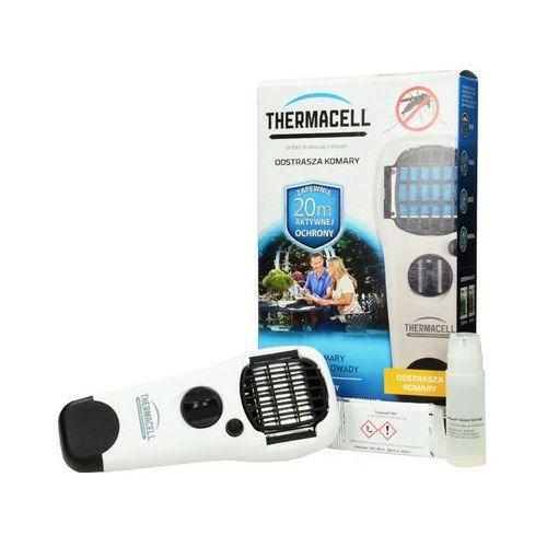 Thermacell mr150 odstraszacz komarów i meszek biały na zewnątrz (5907222165034)