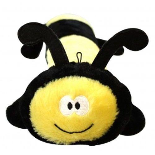 Zabawka z piszczałką dla psów w kształcie zabawnej pszczoły
