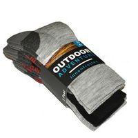 Skarpety Wik Outdoor Adventure art.16160 A'3 39-42, granatowy-jeans ciemny, WiK, WIK1616015