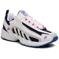 Fila Sneakersy - adrenaline low 1010827.92e white/fila navy
