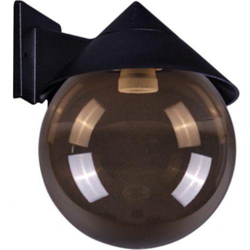 Kinkiet zewnętrzny ASTRID model K-MB NF2803L5 marki Kaja czarny, dymiony