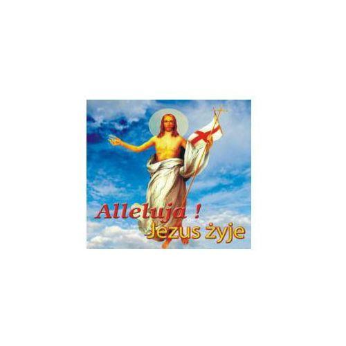 Alleluja! Jezus żyje - płyta CD