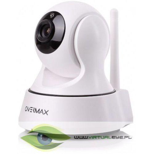 Kamera ip camspot 3.3 white hd 720p wi-fi ir sd p2p marki Overmax