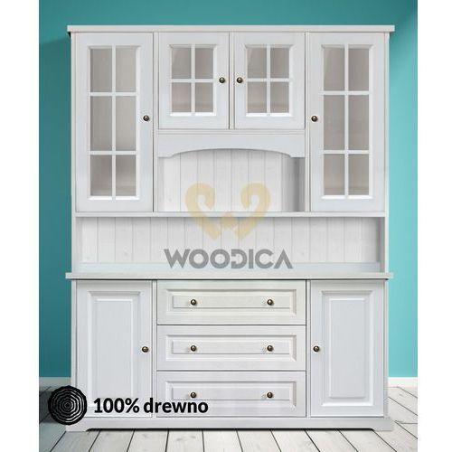 Kredens parma 23 [iv] marki Woodica
