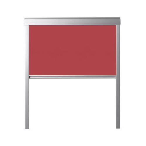 Contrio Roleta zaciemniająca dur m6a 4213 czerwona 78 x 118 cm (5707275100873)