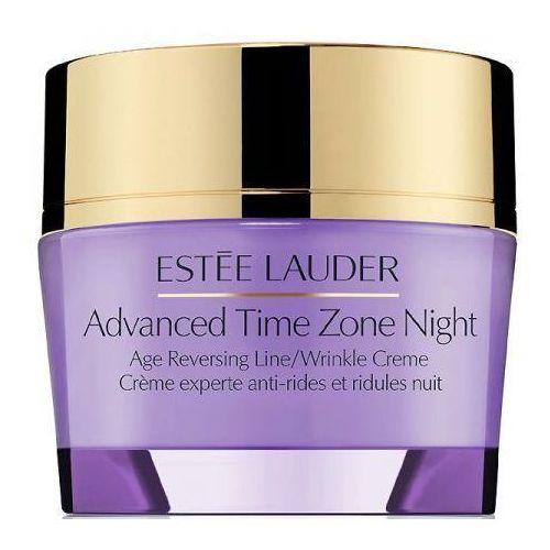 OKAZJA - Estee lauder Advanced Time Zone Night Krem Zmniejszający Widoczność Linii i Zmarszczek SPF15_50 ml