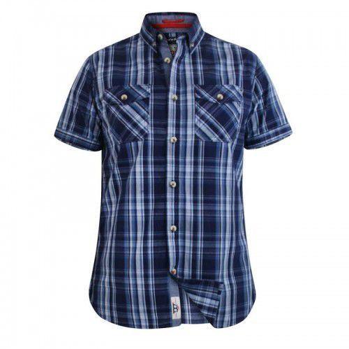 Safford-555 koszula męska duże rozmiary marki Duke