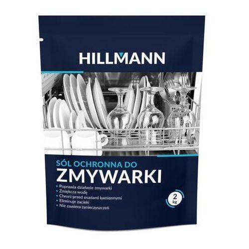 HILLMANN Sól do zmywarek 2 kg AGDZM02 - produkt w magazynie - szybka wysyłka!