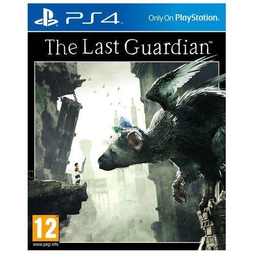 The Last Guardian z kategorii [gry PS4]