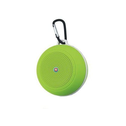 New audio Głośnik bluetooth m-26bt zielony
