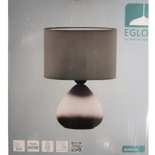 Eglo 97091 - lampa stołowa bonilla 1xe27/60w/230v (9002759970918)