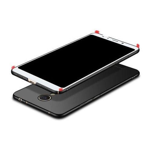 Etui MSVII Thin Case Xiaomi Redmi 5 Plus czarne - Czarny, kolor czarny