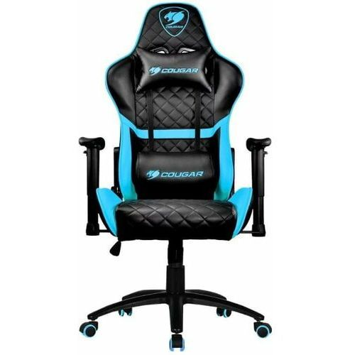 Cougar fotel gamingowy armor one, czarny/niebieski (3maosnxb.0001)