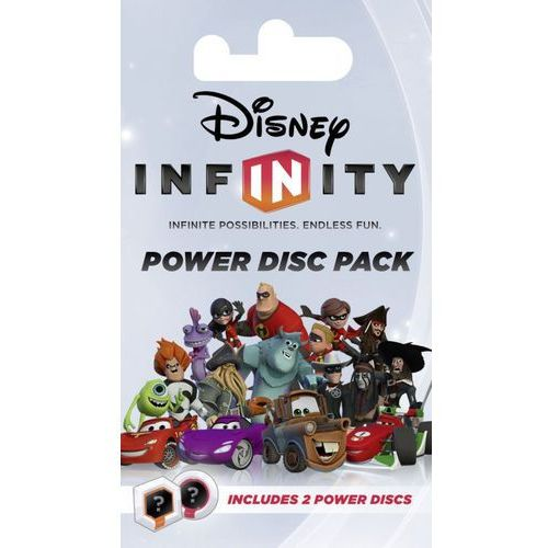 infinity: power disk pack od producenta Disney