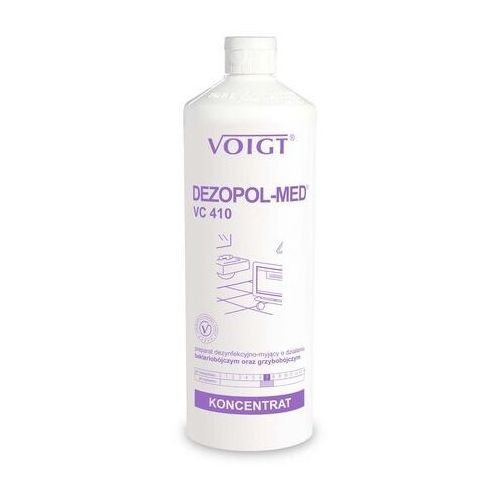 DEZOPOL-MED 1 l dezynfekcja w trosce o zdrowie - VC 410 VOIGT (5901370041004)