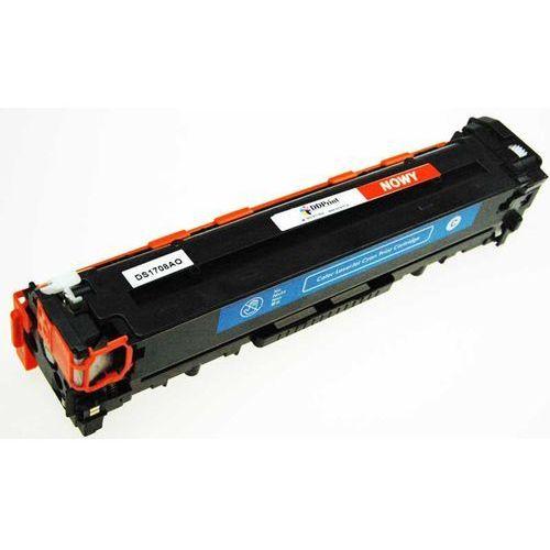 Toner niebieski ce321a nowy zamiennik do hp laserjet pro cp1525n / cp1525nw / cm1415fn / cm1415fnw / cm1410mfp / 1300 stron marki Dragon