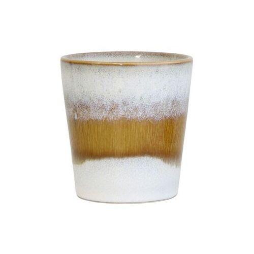 HK Living Kubek ceramiczny 70's snowy ACE6047 (8718921012041)