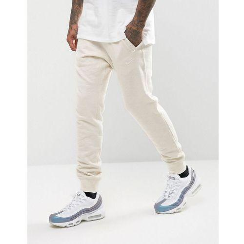 legacy joggers in beige 805150-102 - beige marki Nike