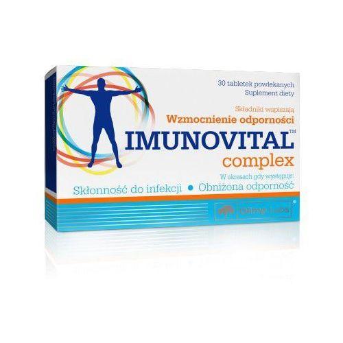 Imunovital Complex 30 tabletek Olimp - produkt farmaceutyczny