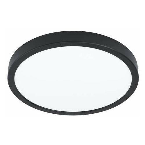 Eglo Fueva 5 99264 plafon lampa sufitowa 1x20W LED czarny, kolor Czarny