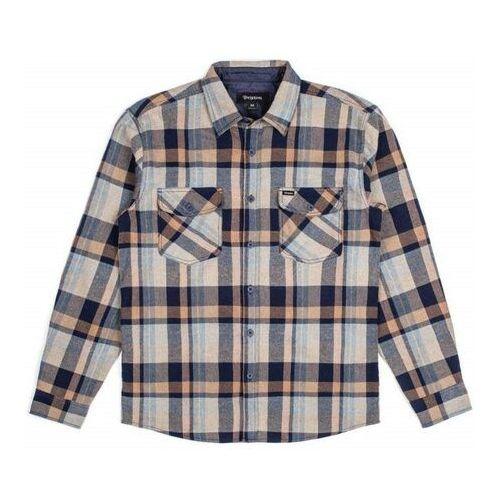 koszula BRIXTON - Flynn Navy/Khaki (NV/KHK) rozmiar: M
