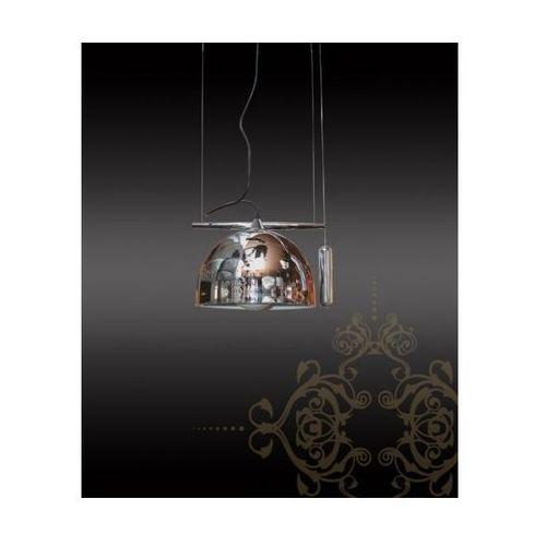 Lampa wisząca linea chrom, ad6047-1gl chr marki Sinus