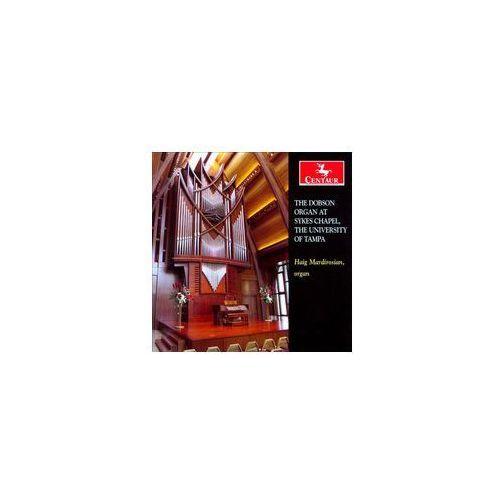 Dobson Organ At Sykes Chapel University Of Tampa - produkt z kategorii- Muzyka klasyczna - pozostałe