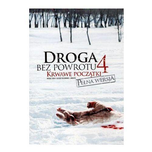 Droga bez powrotu 4: Krwawe początki - Declan O′Brien DARMOWA DOSTAWA KIOSK RUCHU. Najniższe ceny, najlepsze promocje w sklepach, opinie.