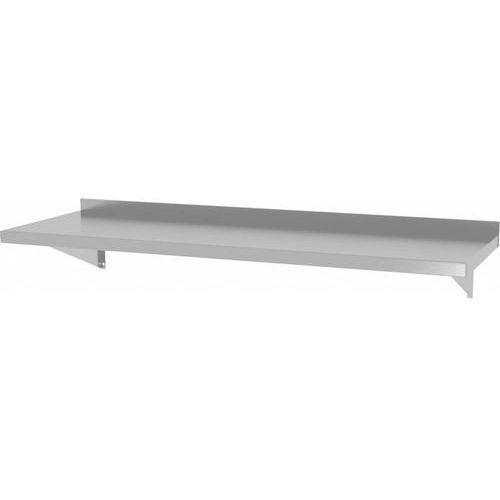 Xxlselect Półka wisząca na konsolach | z dwiema konsolami | szer: 600 - 1500mm | gł: 300mm
