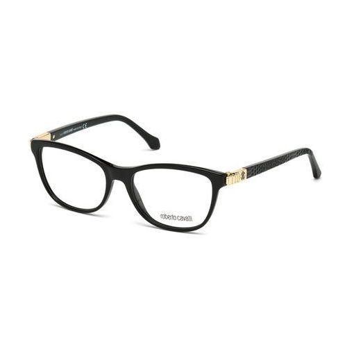 Okulary korekcyjne  rc 09609 sirius 001 marki Roberto cavalli