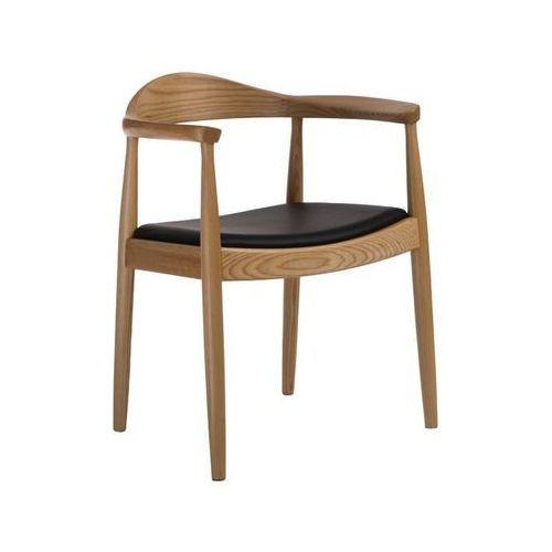 Krzesło President inspirowane Kennedy - naturalny, DII 16
