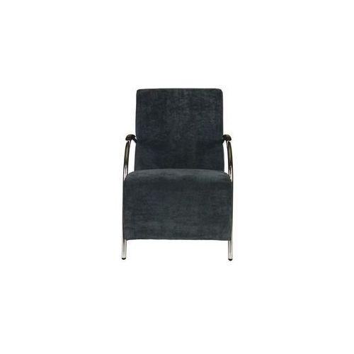 Woood fotel sztruksowy niebieski - woood 340363-b