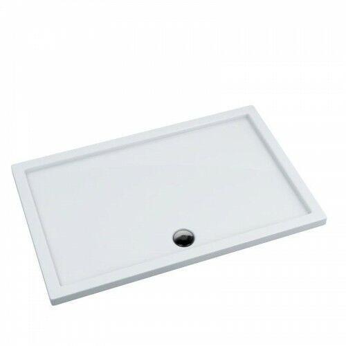 brodzik prostokątny 100x80x5,5, akrylowy 952599 marki Alterna