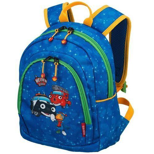 Travelite Bohaterowie Miasta plecak podróżny dla dziecka / niebieski - Navy (4027002064560)