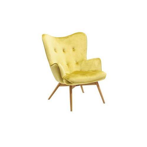 :: fotel vicky green velvet marki Kare design