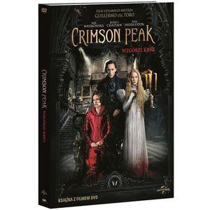 Crimson Peak Wzgórze krwi - Matthew Robbins, Guillermo del Toro OD 24,99zł DARMOWA DOSTAWA KIOSK RUCHU (9788380910539)