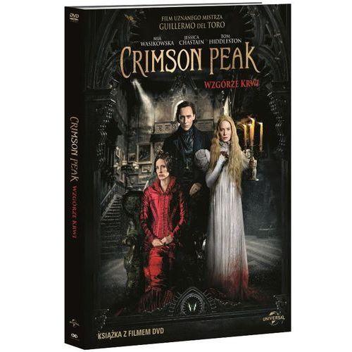 Crimson Peak Wzgórze krwi - Matthew Robbins, Guillermo del Toro OD 24,99zł DARMOWA DOSTAWA KIOSK RUCHU