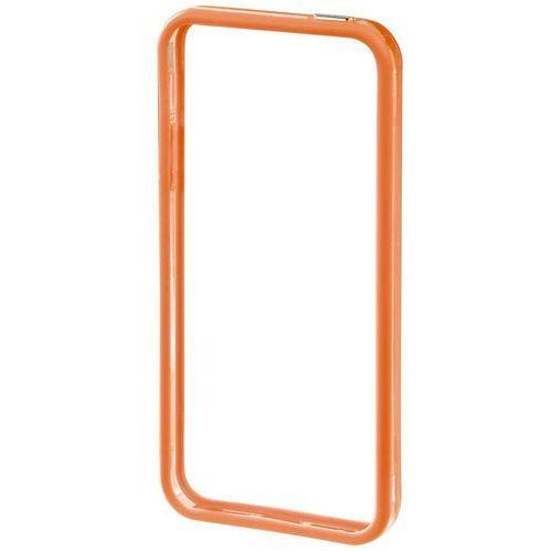 Hama Ramka ochronna do iphone 5/5s pomarańczowy (4047443176929)
