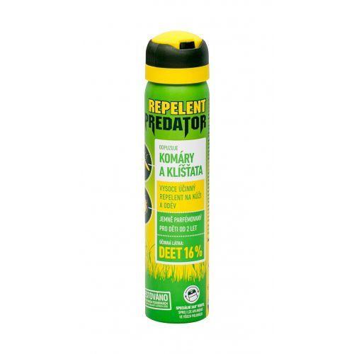 Predator repelent deet 16% preparat odstraszający owady 90 ml unisex (8595117103123)