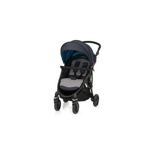 W�zek spacerowy Smart Baby Design (graphite)