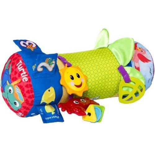 BRIGHT STARTS Poduszka podpierająca walec Rhythm of the Reef™ 0m+ z kategorii Pozostałe zabawki edukacyjne