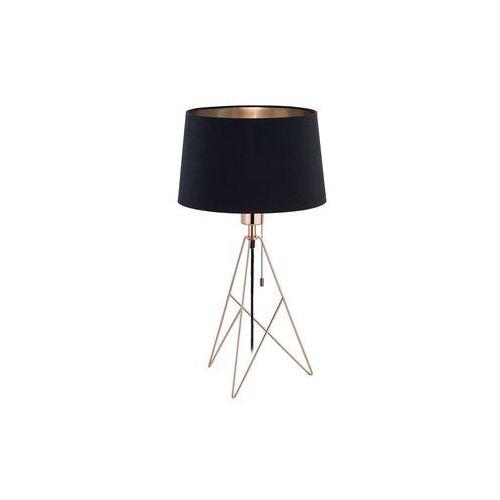 39178 - lampa stołowa camporale 1xe27/60w/230v marki Eglo