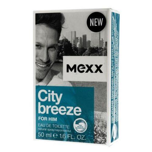 Mexx City Breeze Men 50ml EdT