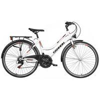 Rower DAWSTAR Cannon Trekker 26 Biały + DARMOWY TRANSPORT! + Zamów z DOSTAWĄ JUTRO! + Wyprzedaż rowerów i skuterów! - produkt dostępny w ELECTRO.pl