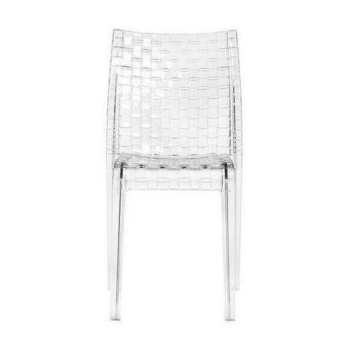 Kartell Krzesło ami ami kryształowe