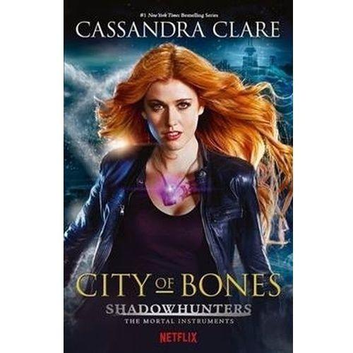 Mortal Instruments Bk 1 Shadowhun TV TIE, Clare, Cassandra