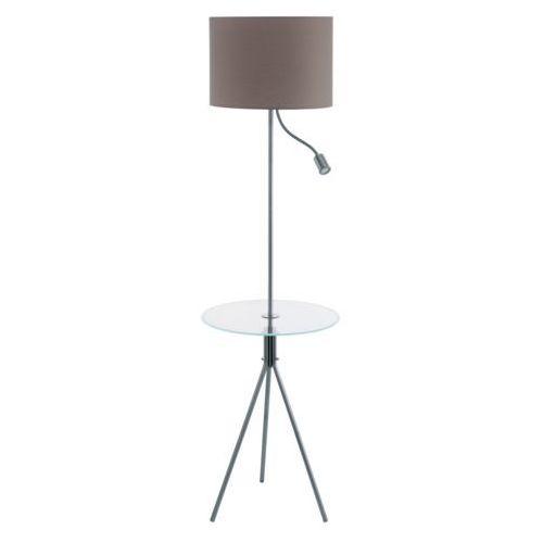 Eglo 97771 - Lampa podłogowa POLICARA 1xE27/60W/230V+LED/3,5W, 97771