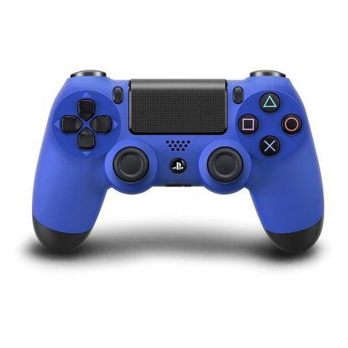 Kontroler ps4 dualshock 4 niebieski + darmowy transport! marki Sony
