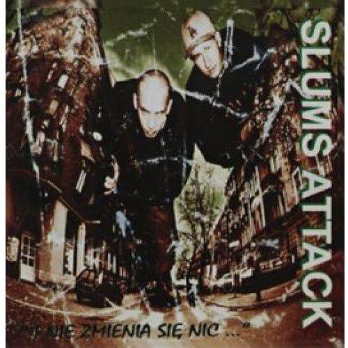 Peja / Slums Attack - I Nie Zmienia Się Nic z kategorii Rap, hip hop i RnB
