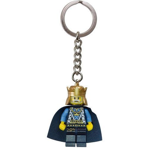 850884 brelok król (castle king key chain) castle marki Lego
